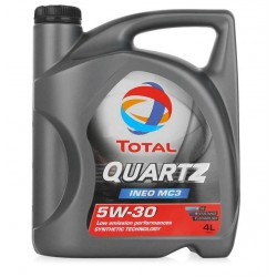 Масло ТOTAL Quartz INEO MC3 5W30  (4л)